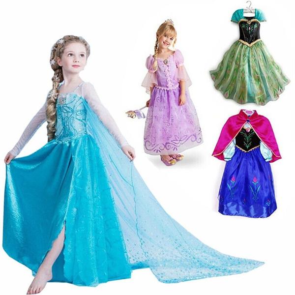 girls dress, Cosplay, Princess, Dress