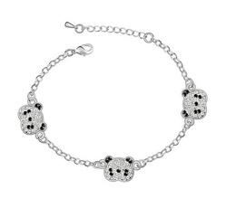 pandabracelet, crystalpanda, Fashion, Jewelry