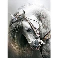 crossstitch, decoration, horse, Fashion