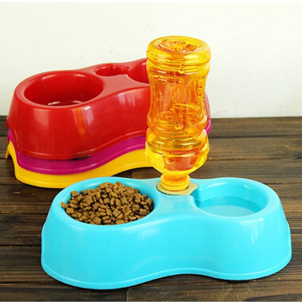 Plastic, waterfeeding, pet bowl, petaccessorie