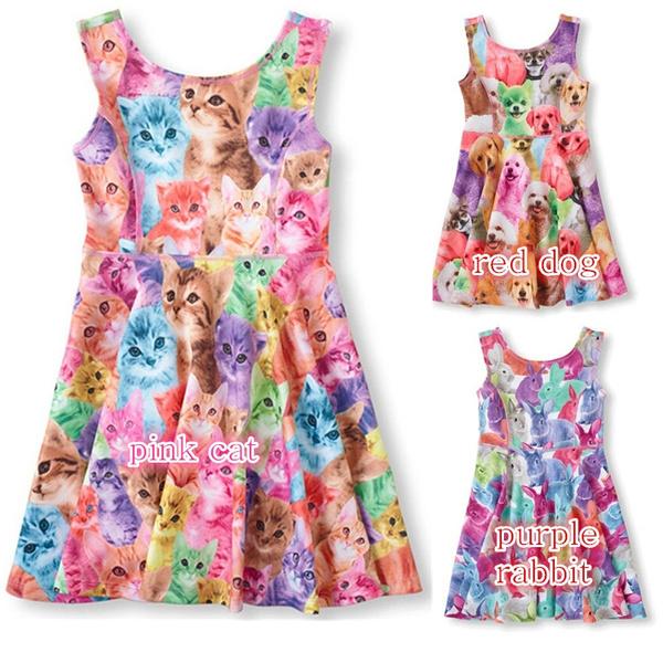 cute, Fashion, Summer, Dress