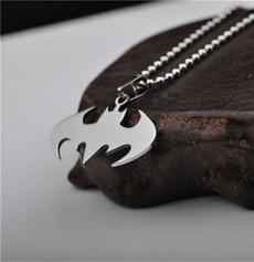 Steel, Fashion, Jewelry, batman jewelry