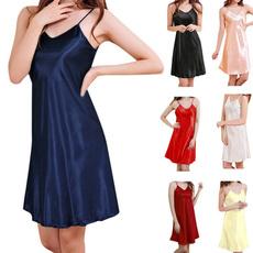 Summer, slim, Dress, summer dress