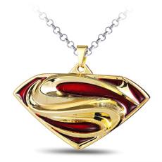 Marvel Comics, supermannecklace, Superman, Jewelry