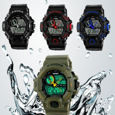 quartz, fashion watch, Men, Watch