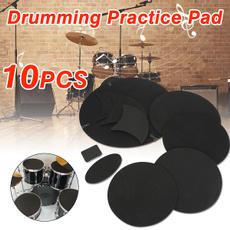 drumspad, noisereduction, practicedrumpad, practicepad