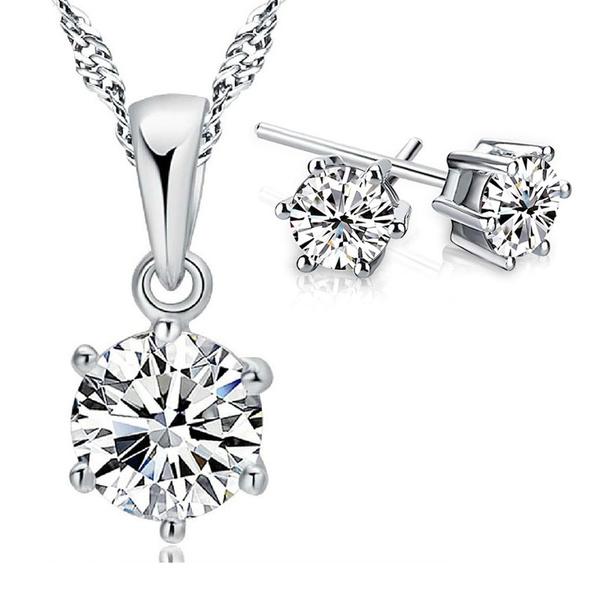 Sterling, Woman, Jewelry, Earring
