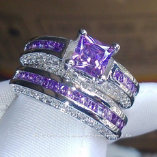 Fashion, Jewelry, gold, purple