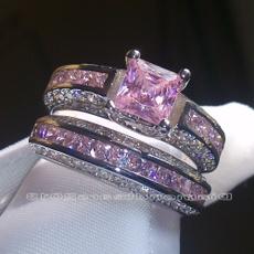 pink, weddingengagementring, Jewelry, pink sapphire