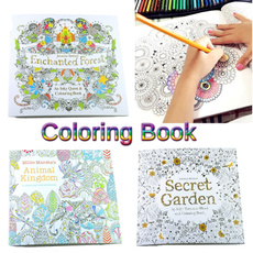 Fashion, Garden, Puzzle, secretgarden