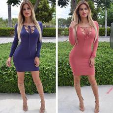 Mini, slim dress, bandage dress, Cocktail