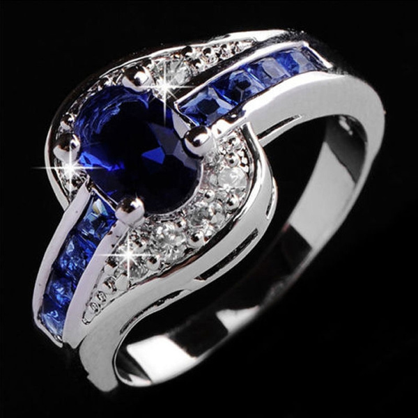 Blues, Sterling, 925 sterling silver, Jewelry
