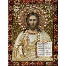 jesuschrist, DIAMOND, christ, Jewelry