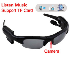 Headset, Multifunctional, Dvr, Photography
