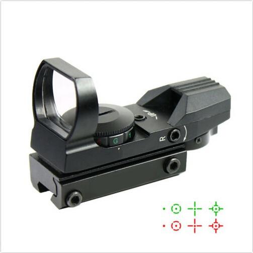 circledot, 4reticlew11mmdovetailmount, Holographic, redgreendotsight
