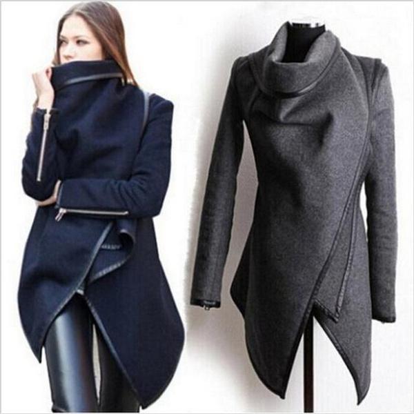 woolen, woolen coat, leisurecoat, Winter