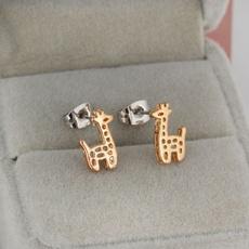cute, Fashion Accessory, Christmas, Stud Earring
