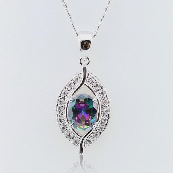 925sterlingsilverjewelry, eye, Jewelry, rainbow