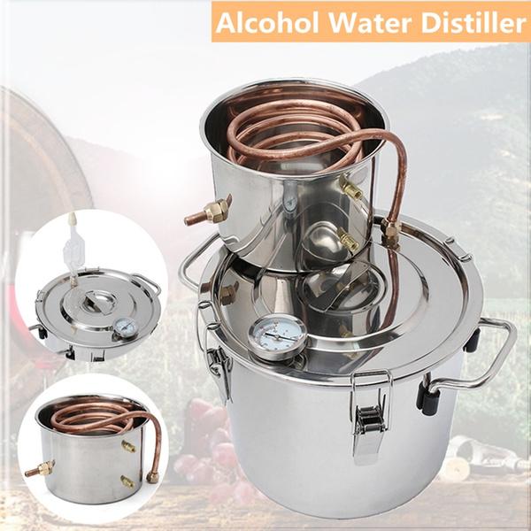 Copper, distilling, beerwinemaking, stainlessboiler