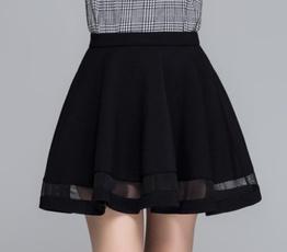 Skater Skirt, summer skirt, schoolskirt, Moda femenina
