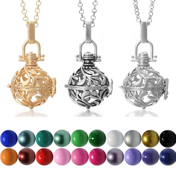 musicalchimeball, giftformommy, Ball, angelcallerchainnecklace