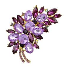 Flowers, Jewelry, Pins, Brooch Pin