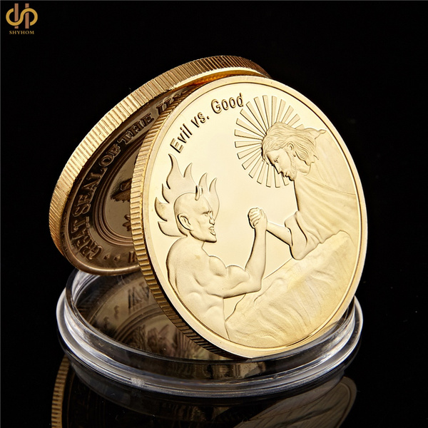 americacoin, Antique, goldplatedcoin, coincollectible