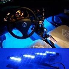 ledfloorlampang, cardecor, led, Cars