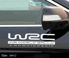 Body, Car Sticker, Door, wrc