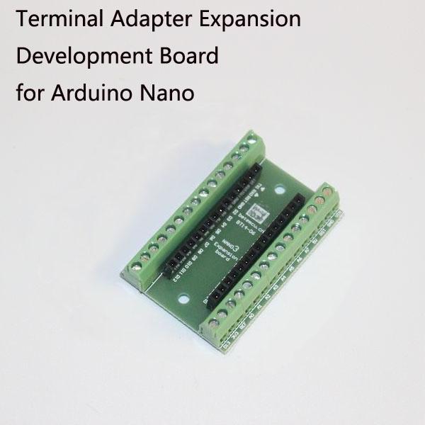 Development, nano, arduino, Adapter