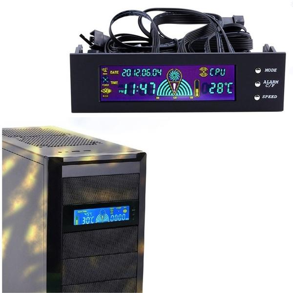 pcpartsaccessorie, temperaturedisplay, cputemp, controller