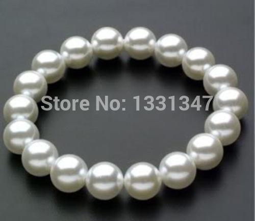 newarrive, Pearl Bracelet, seashellpearlbracelet, pearls