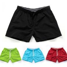 Summer, swimmingtrunk, Shorts, Plus Size Swimwear