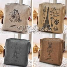 case, pouchcase, Wallet, Vintage