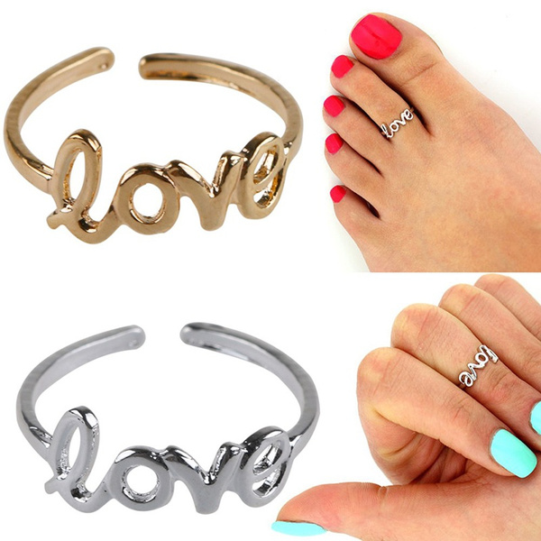 adjustablering, toeringsforwomen, footbeachjewelry, loversopeningring