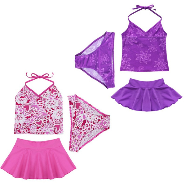 halter top, Summer, two piece swimsuit, Swimming Costume