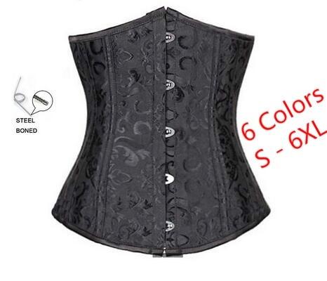 Steel, cincher, Plus Size, Corset Dress