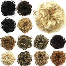 hairscrunchie, hairbun, Beauty, Hair Extensions