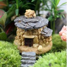 miniaturegarden, Garden, miniaturefairygarden, house