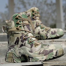 camouflage boots mens