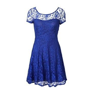 Plus Size, Lace, Desigual, Dress women
