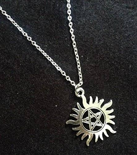 possession, Jewelry, pentagramnecklace, supernaturalnecklace