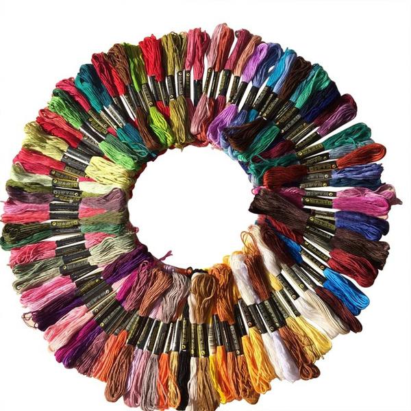 Knitting, Thread, Sewing, sewingthread