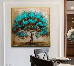 Wall Art, Home Decor, Modern, bluetree