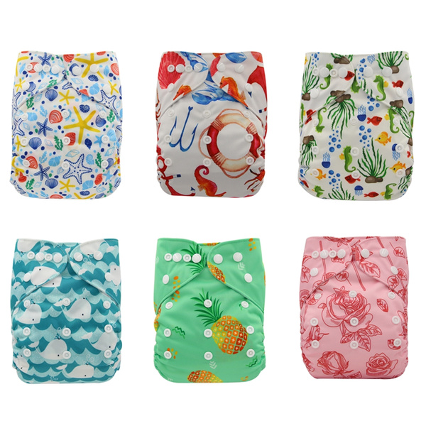 washable, Adjustable, Cover, clothdiaper