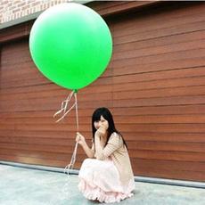 latex, foilballoon, Colorful, ballon