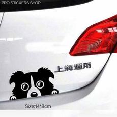 Car Sticker, Waterproof, Pets, Cars