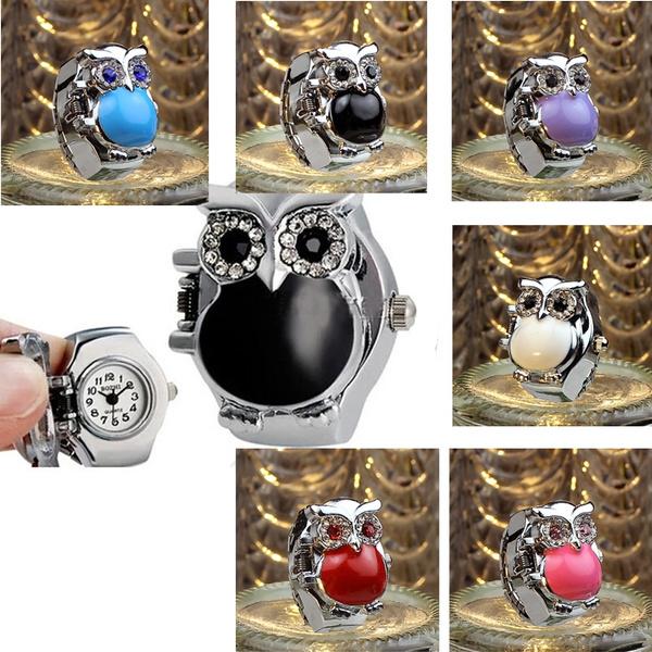 Owl, Womens Accessories, quartz, Jewelry