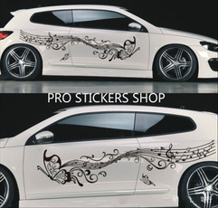 butterfly, cardecor, Golf, Removable