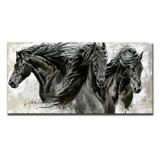 beautifulhorse, art, beautifulhorsepainting, painting